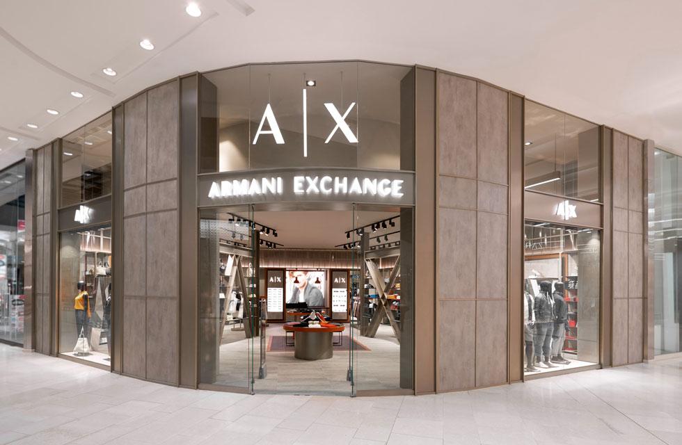 Armani Exchange Johannesburg (1)