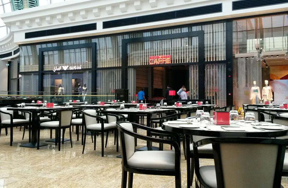 Emporio Armani Caffe Dubai MOE (2)